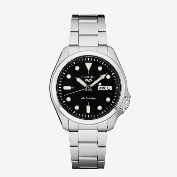Seiko 5 Sports Stainless Steel Watch