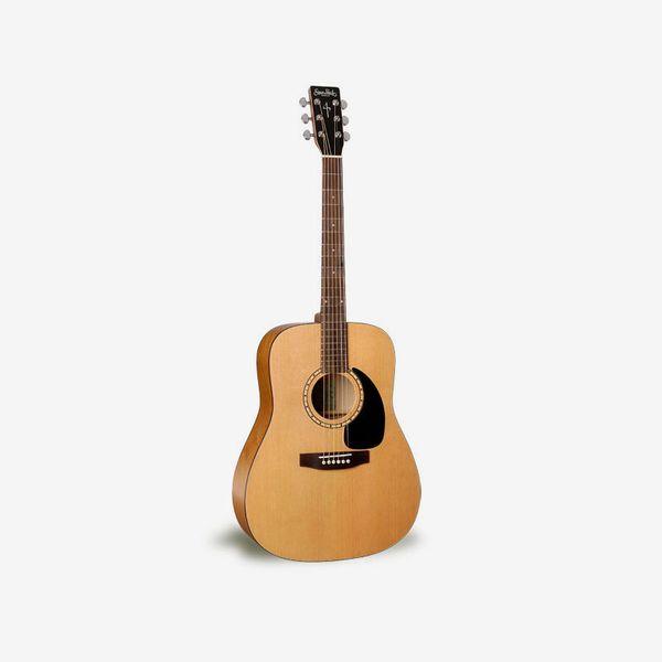 Simon and Patrick Woodland Cedar Acoustic Guitar