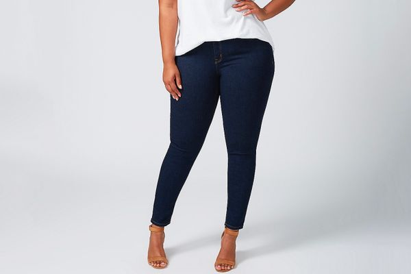 Lane Bryant Super Stretch Skinny Jean with Power Pockets