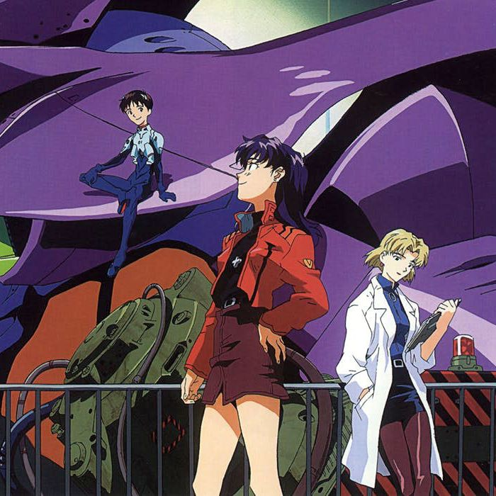 Why Netflix's Evangelion Is Controversial—And Essential