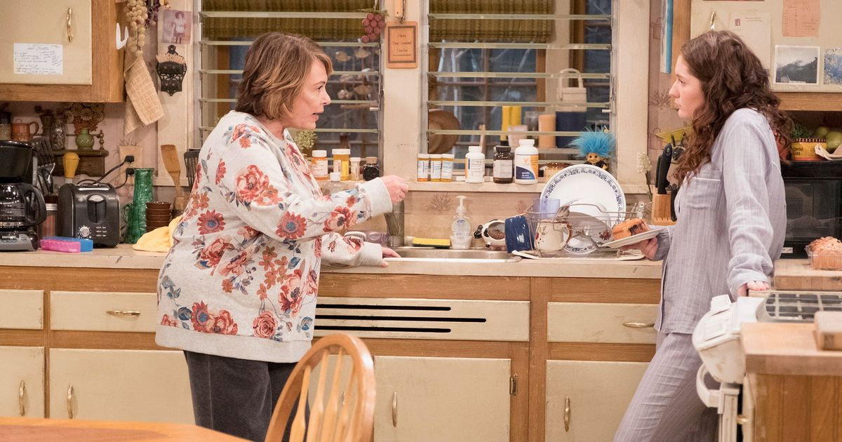 Roseanne Is A Political Series Full Stop