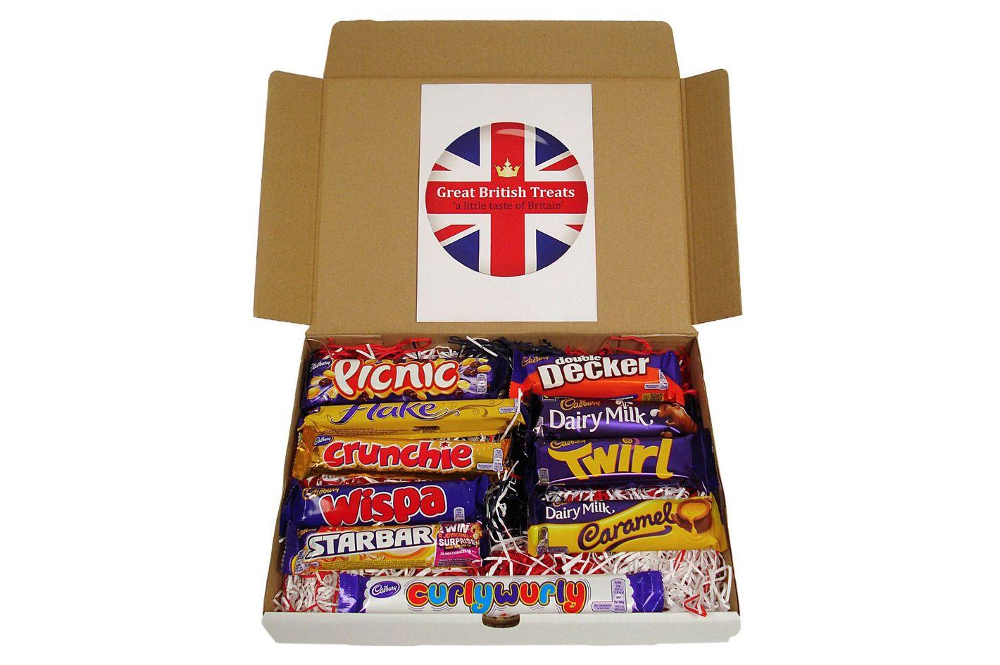 Cadbury Selection Full British Chocolate