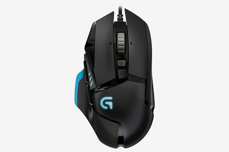 Best gaming mouse with programmable buttons Logitech