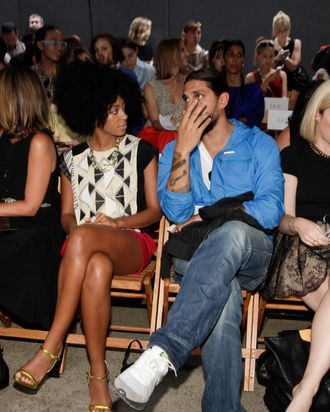 Maybe Solange Knowles should be on <em>Glee</em>?