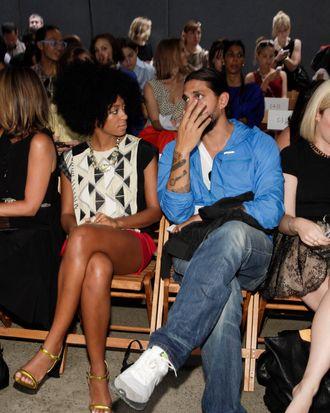 Maybe Solange Knowles should be on <em>Glee</em>?
