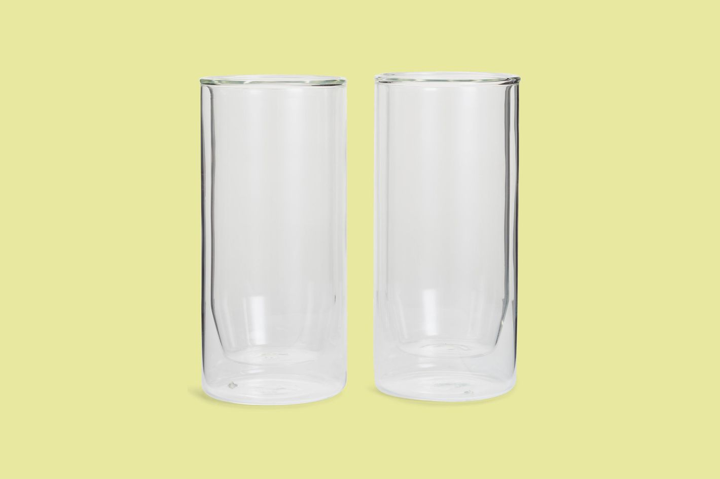 Yield Set of 2 Double Wall Glasses