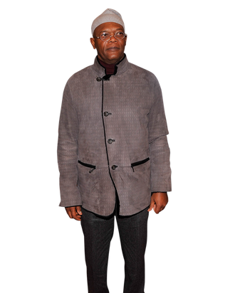 Samuel L. Jackson attends a screening of