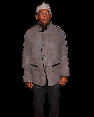 Samuel L. Jackson attends a screening of
