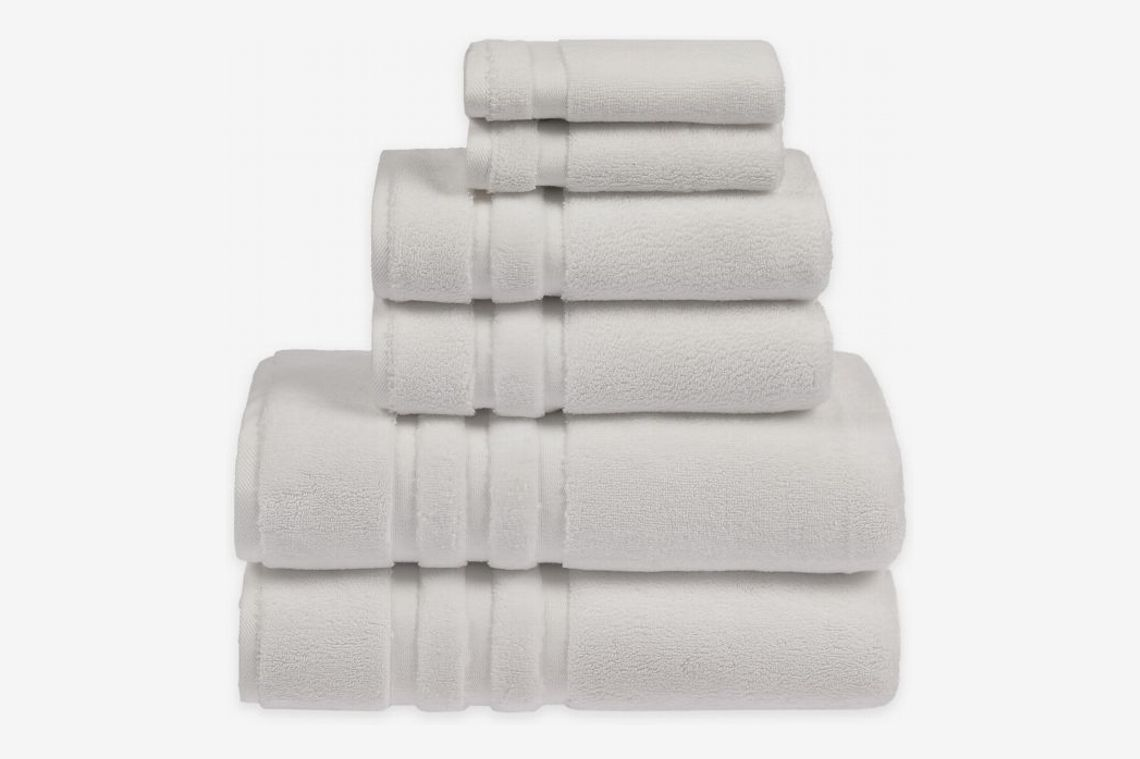 Sadem Ultra Collection 6-Piece Towel Set