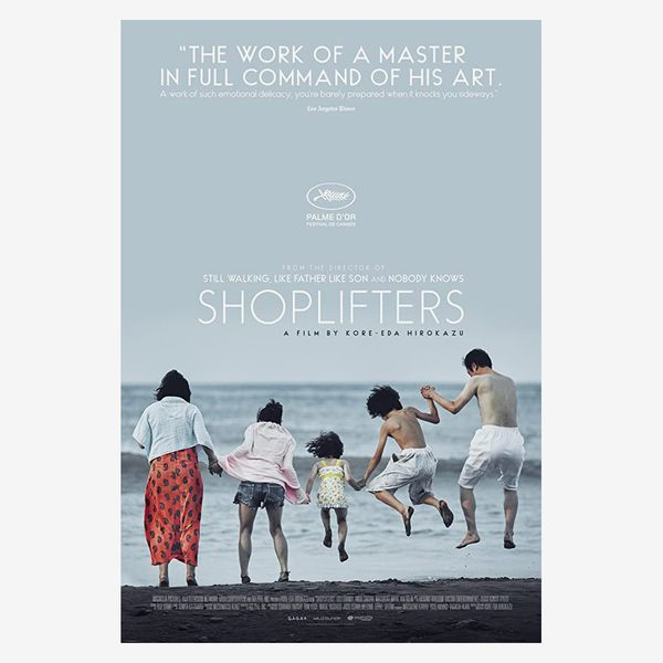'Shoplifters [万引き家族]' (2018), Directed by Hirokazu Kore-eda