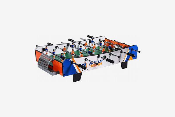 Rally and Roar Mini Foosball Tabletop Game