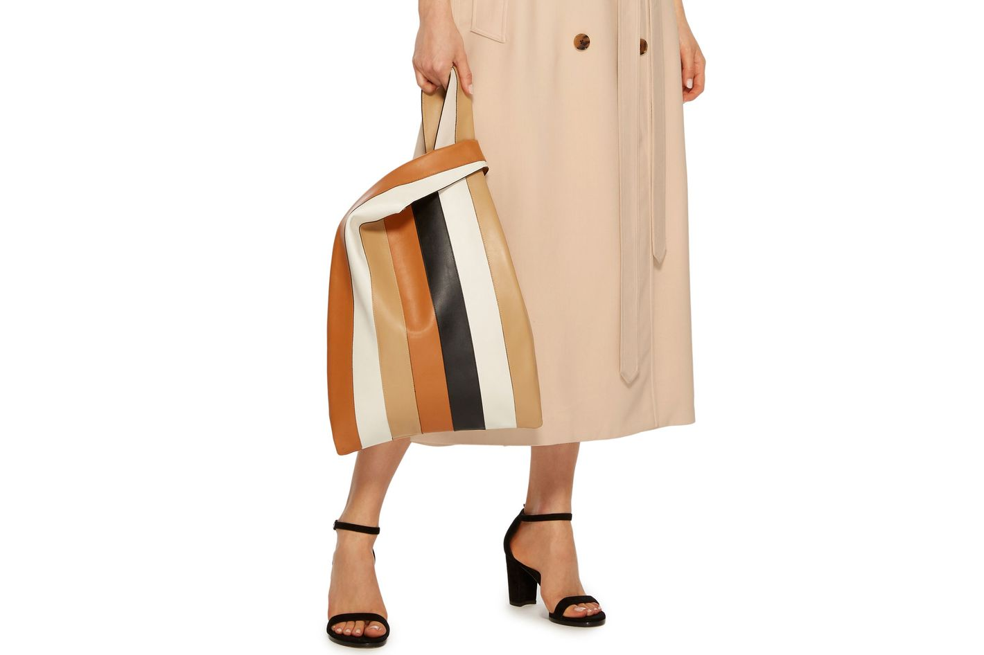 Striped Shopper by Hayward
