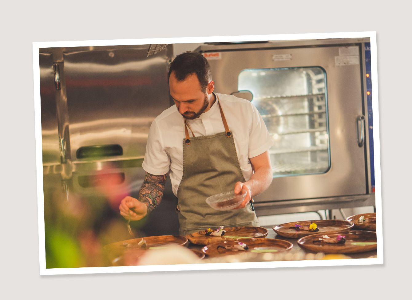 Chef Ross Florance Dinner Series