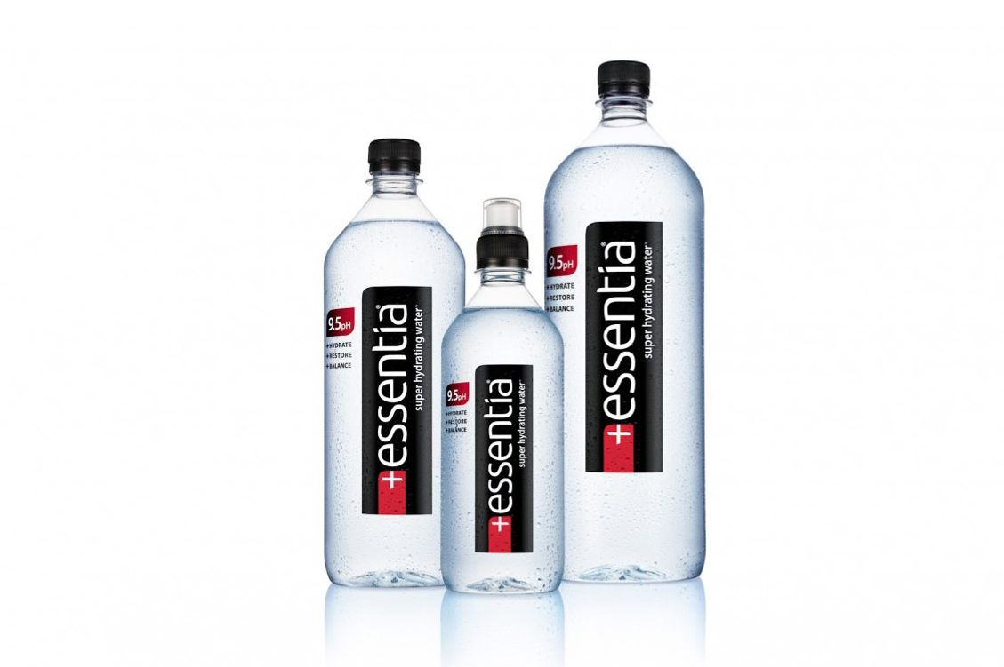Essentia Ionized Alkaline 9.5 pH Bottled Water
