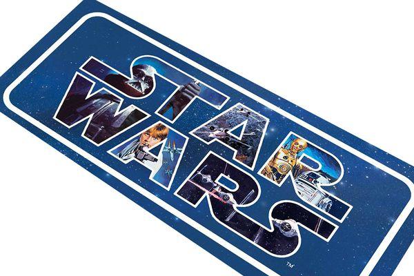 Star Wars Classic Bath Collection Tub Mat