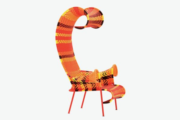 Tord Boontje M'Afrique Shadowy Armchair