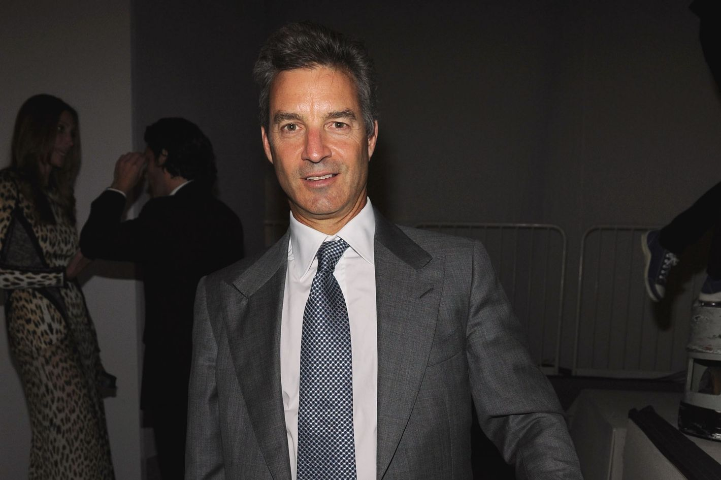Dan Loeb==9th Annual Style Awards- Inside==The Stage, Lincoln Center, NYC==September 05, 2012.