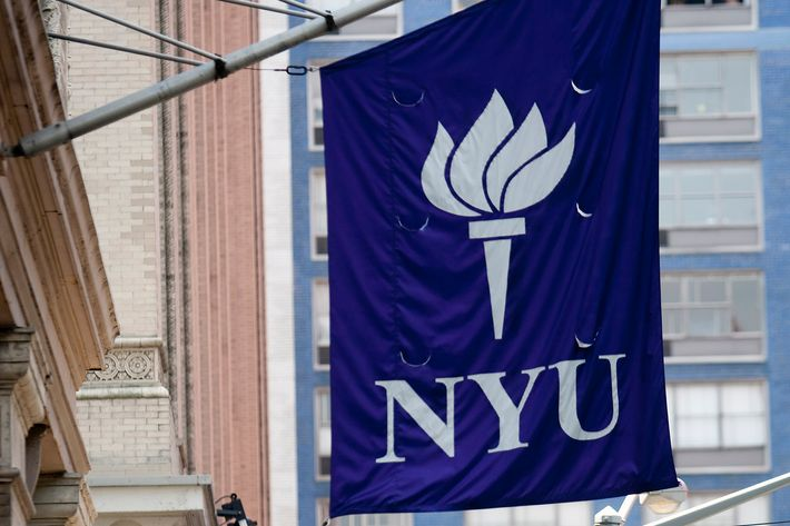 NYU states it will fight the lawsuit.