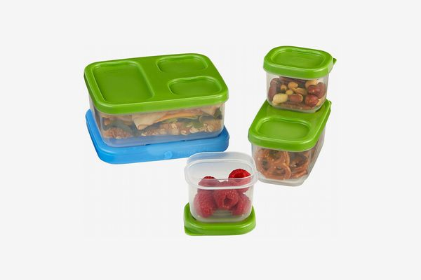 Rubbermaid LunchBox Sandwich Kit Food-Storage Container