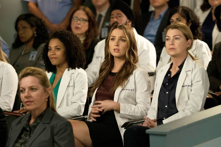Greys Anatomy Recap Season 14 Episode 20 Judgment Day