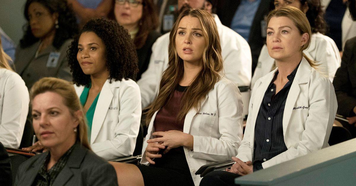 Greys Anatomy Recap Season 14 Episode 20 Judgment Day
