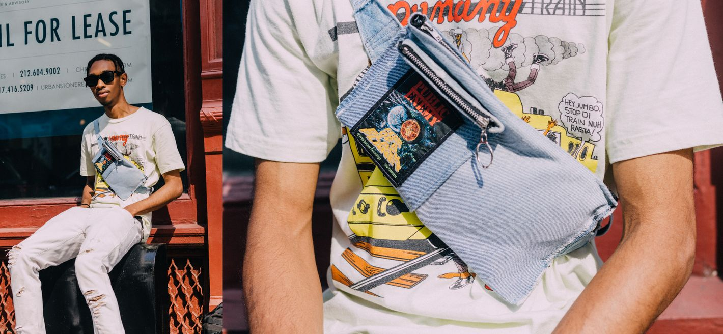 b112fd18c7dd New Yorkers Have Finally Figured Out How to Wear Fanny Packs