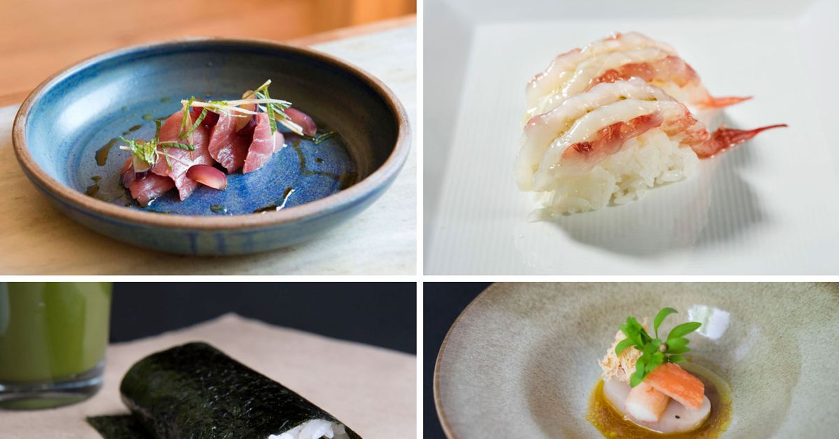 The Grub Street Guide to Affordable Sushi in New York