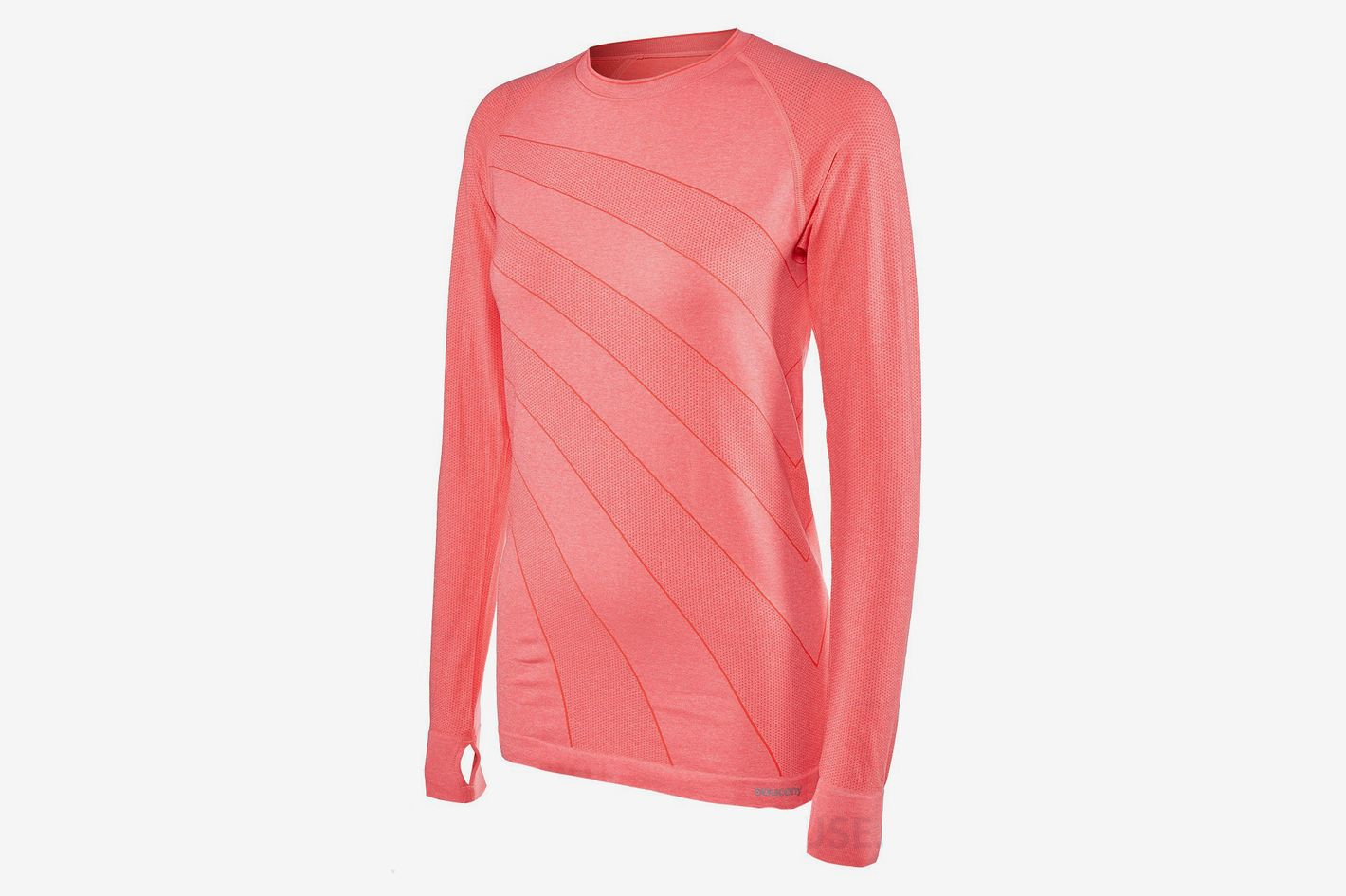 4cb9cf9c1602fa Saucony Women s Dash Seamless Long Sleeve