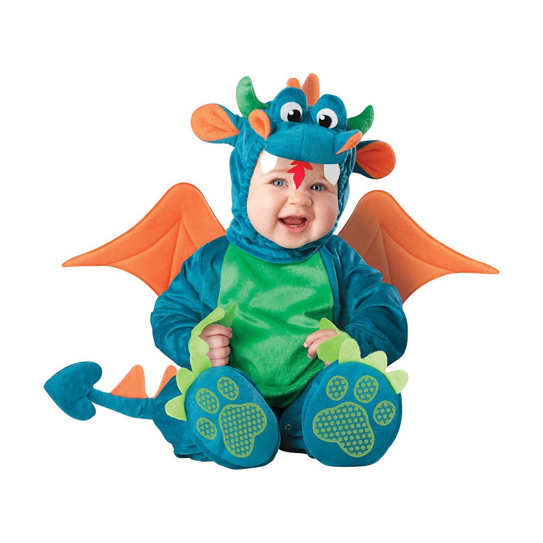 15 best baby infant halloween costumes 2017: monsters, lions
