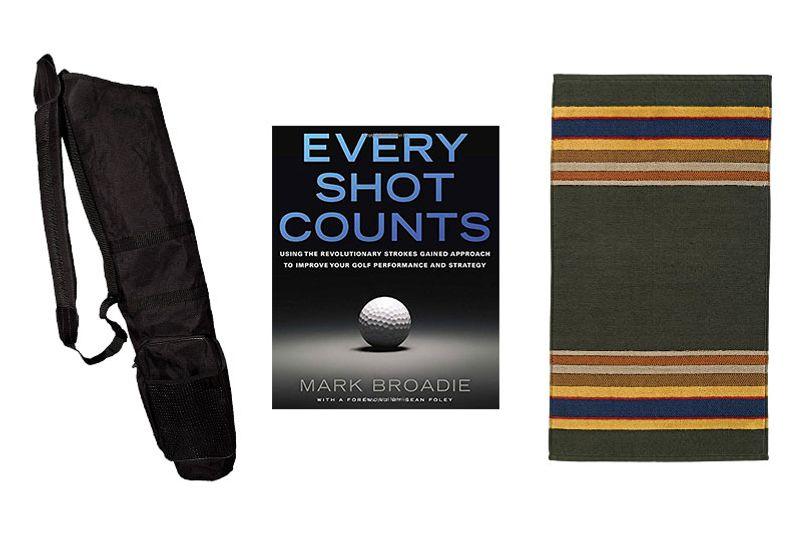 5-inch Sunday Bag, Lightweight Carry Bag, Executive Course Golf Bag