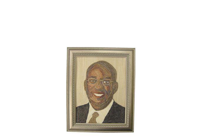 The portrait.