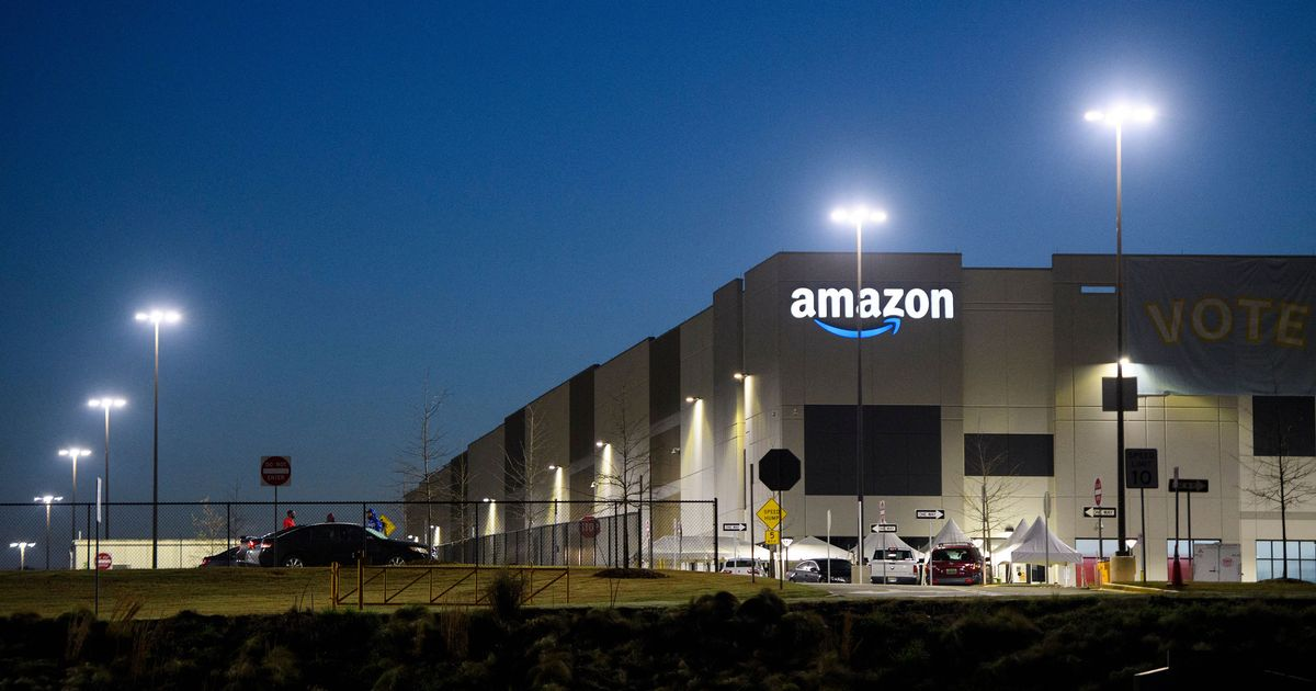 Results of the Amazon Union Vote in Bessemer, AlabamaSearchCloseSearchClose