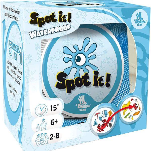Zygomatic Find it!  (waterproof)