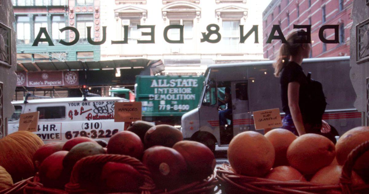 Farewell to Dean & DeLuca, New York's Food Utopia