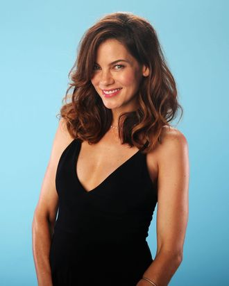 Actress Michelle Monaghan poses for a portrait at the DoSomething.org and VH1's 2013 Do Something Awards at Avalon on July 31, 2013 in Hollywood, California.