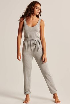 Abercrombie and Fitch Knit Jumpsuit