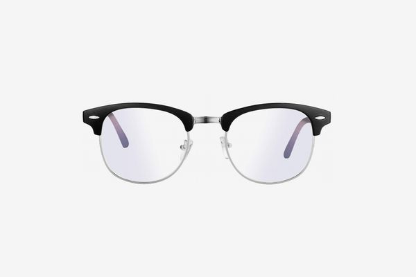 Feidu blue light blocking glasses clear lens
