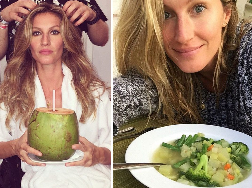 Follow the balanced diet of Gisele Bündchen – What Woman Needs Gisele Bundchen Diet
