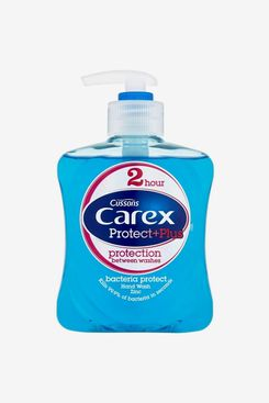 Carex Cussons Protect and Plus Hand Wash
