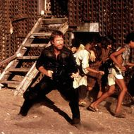Chuck Norris in Braddock: Missing In Action III
