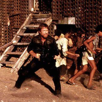 Chuck Norris in Braddock: Missing In Action III