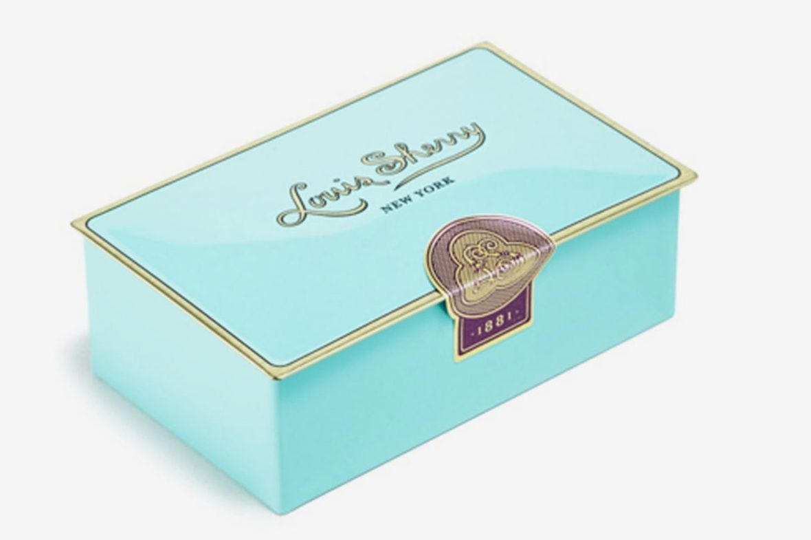Louis Sherry Truffle Box
