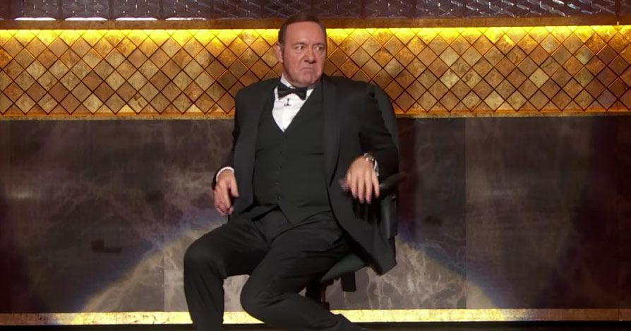 Kevin Spacey Can Do th...