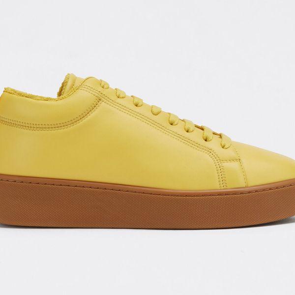 Bottega Veneta Quilt Sneakers