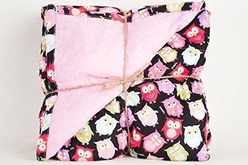 Mosaic Weighted Blankets Kids/Teen - Owls