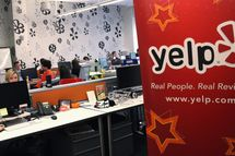 Yelp's not thrilled with reviews of its workplace.
