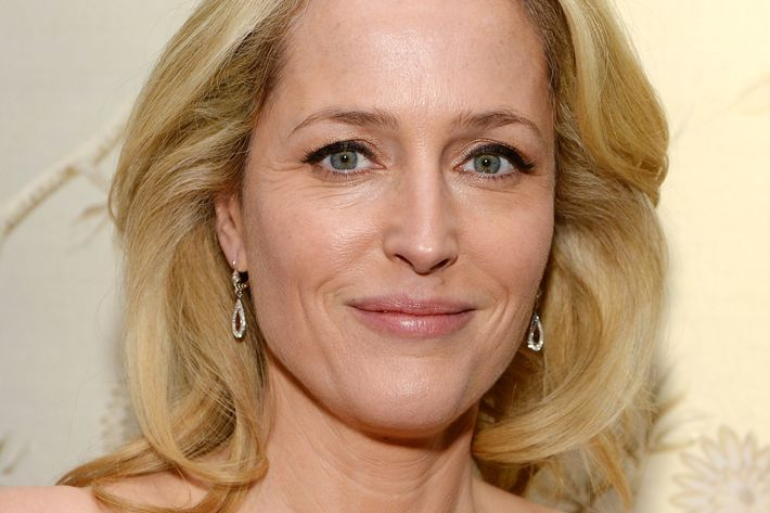 Even Gillian Anderson isn't immune to the wage gap.