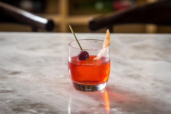 Check Out Bar Seki, the First Cocktail Bar From the Sushi Seki Team