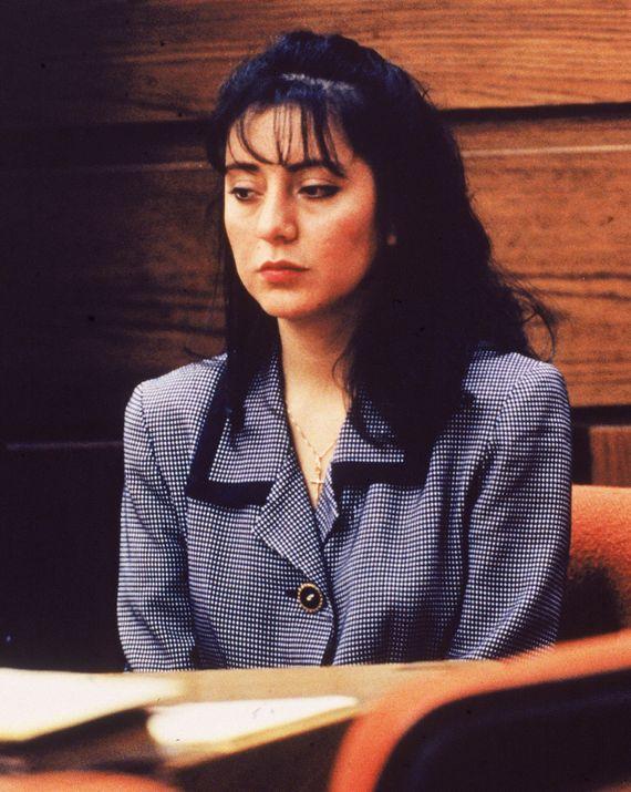 Lorena Bobbitt during her trial in 1994.