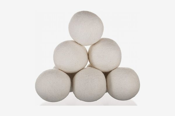 Wool Dryer Balls by Smart Sheep 6-Pack